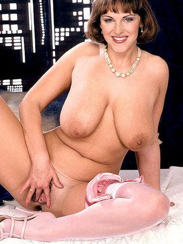 Huge tits of britains mature carol brown