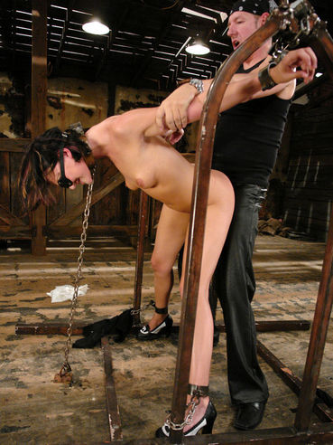 Submissive Naudia Nyce Gets Trampled And Banged By Chris Charming With No Mercy