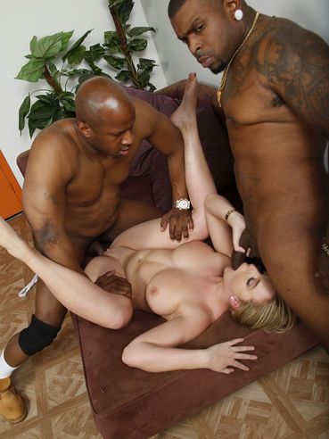 Brooke Wylde Interracial Porn